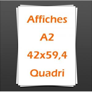 Affiches Posters A2 42x59,4cm quadri
