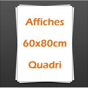 Affiches Posters 60x80cm quadri