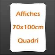 Affiches Posters 70x100cm quadri