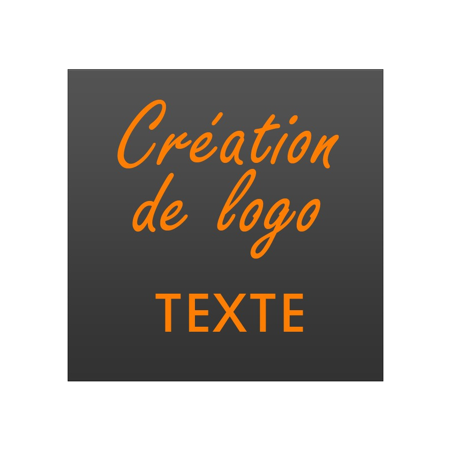creation logo vectoriel