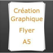 Création Flyer A5