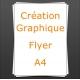 Création Flyer A4
