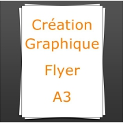 Création Flyer A3