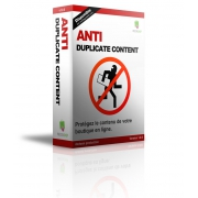 Module Anti Duplicate Content