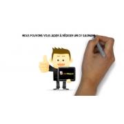 Création d'une vidéo sur tableau blanc / Whiteboard Animation