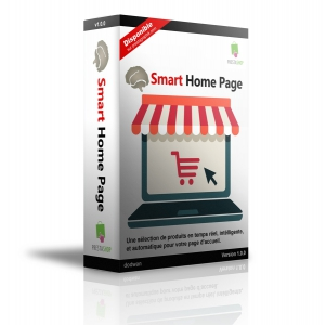 Smart Home Page