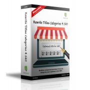 Rewrite Titles Categories 4 SEO
