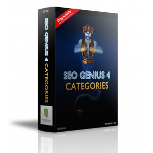 SEO Genius 4 Categories